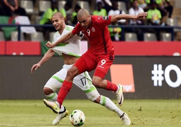 ملخص مباراة تونس والجزائر