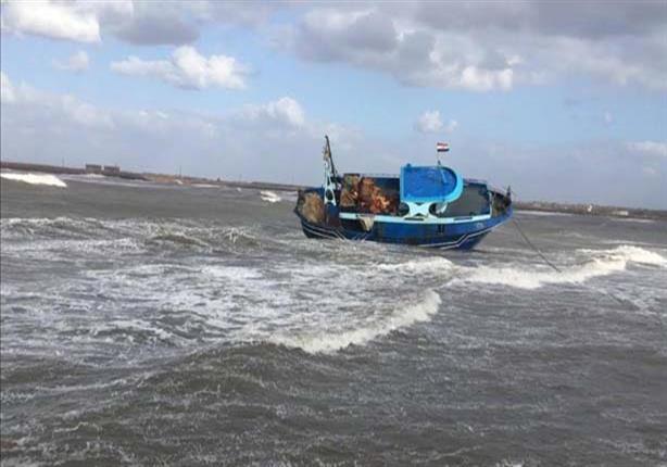انتشال جثمان صياد غرق في نيل دمياط
