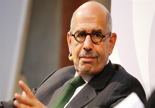 """البرادعي يدعو مجددًا لمصالحة وطنية: """"مصر قائمة على الخوف وليس الحلم"""""""