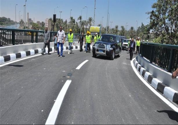 المرور: إعادة فتح كوبري فيصل بعد انتهاء أعمال إصلاحات