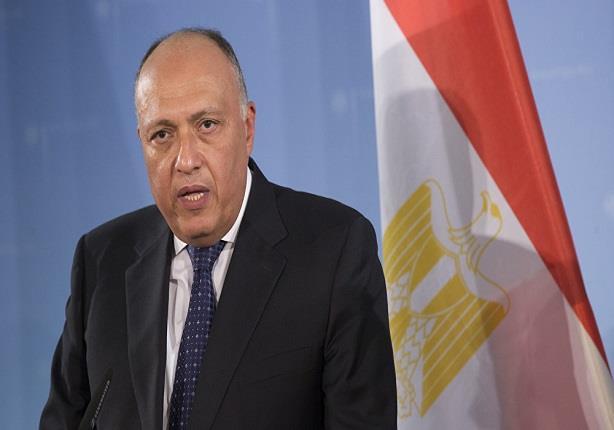 وزير الخارجية: مصر لن تنخرط في أي صراع عسكري في سورية