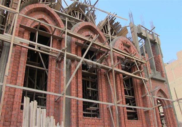 """""""مصراوي"""" ينشر الصور الأولى لكنيسة المنيا التي تحدث عنها السيسي"""