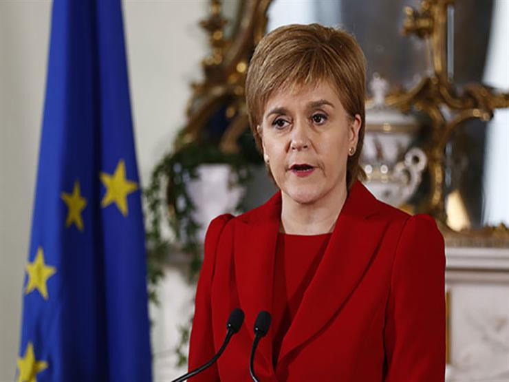 رئيسة وزراء اسكتلندا لإسبانيا: اتركوا الناس تصوّت بسلام