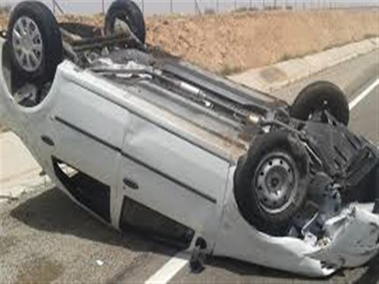 إصابة 6 في حادثين منفصلين بالسويس