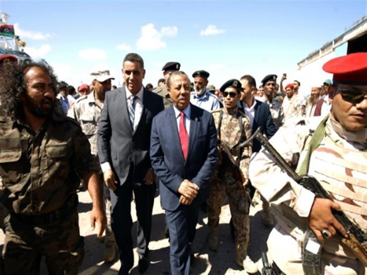 إعادة فتح ميناء بنغازي