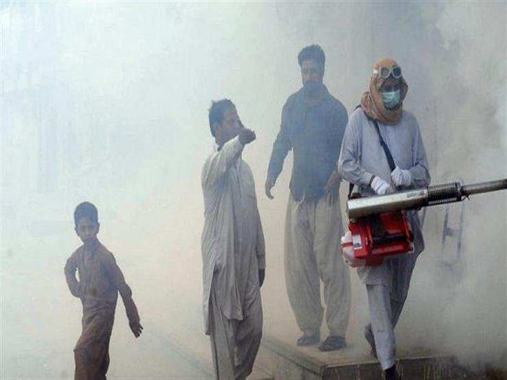 وفاة 40 شخصًا جراء حمى الضنك بباكستان