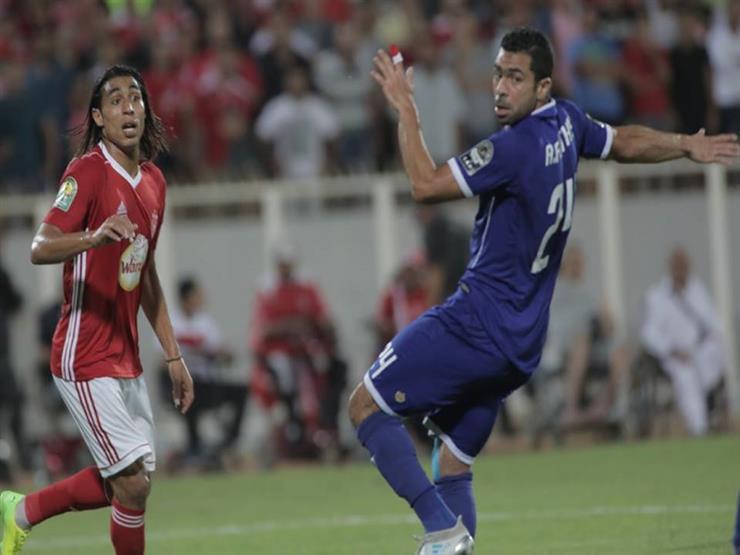 """""""كاف"""" يعلن حكام مباريات الأهلي والزمالك والمصري الإفريقية"""