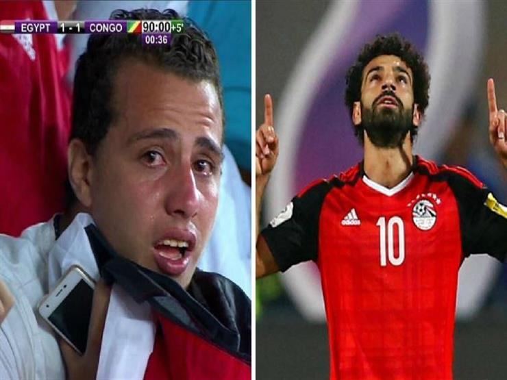 """حوار.. الشاب """"الباكي"""" يوجه رسالة لصلاح عبر مصراوي"""