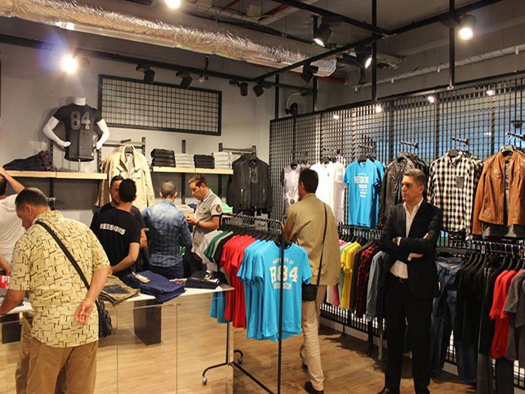 55 % تراجعا في واردات الملابس خلال 8 أشهر بسبب التعويم وضوابط الاستيراد