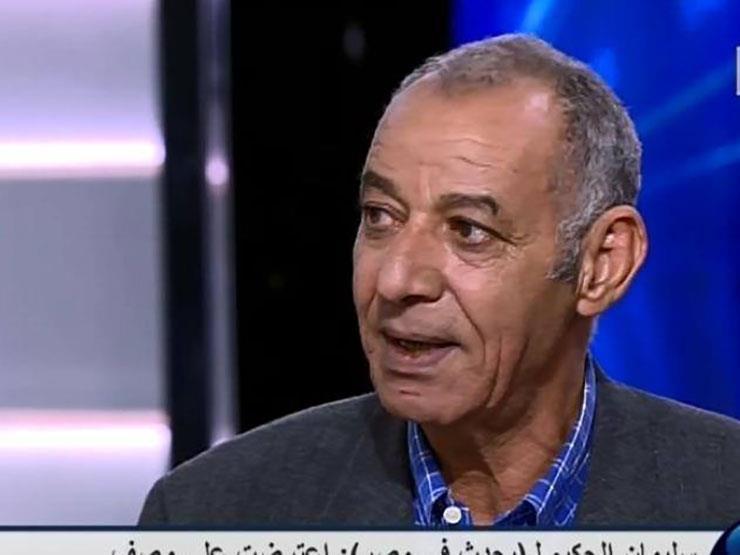 """""""أمن الإسماعيلية"""" يكشف أسباب القبض على الكاتب سليمان الحكيم وهدم منزله"""