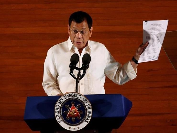رئيس الفلبين يهدد بطرد سفراء الدول الأوروبية