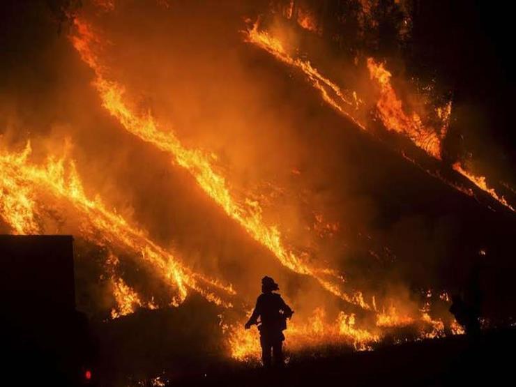 ارتفاع ضحايا حرائق شمال كاليفورنيا إلى 26 قتيلا