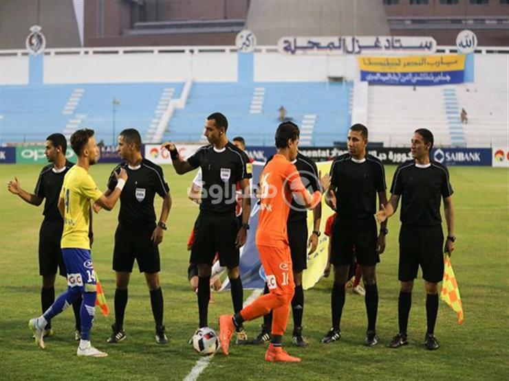 اتحاد الكرة يعلن حكم مباراة الزمالك وسموحة