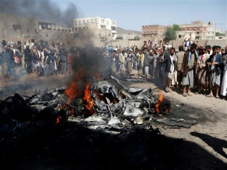 التحالف العربي يُسقِط طائرة مُسيّرة أطلقها الحوثيون باتجاه نجران