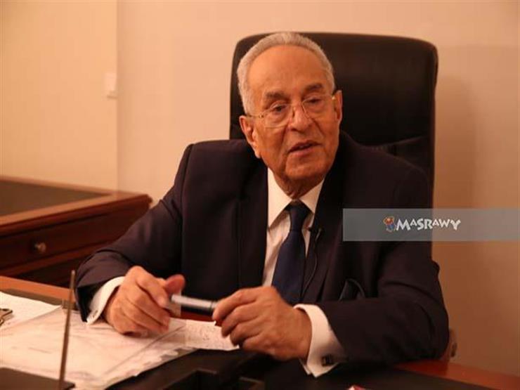 """""""أبو شقة"""" رئيسا لبرلمانية الوفد للمرة الثالثة"""
