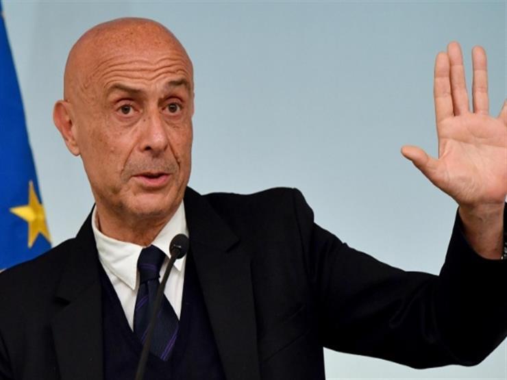 نتيجة بحث الصور عن وزير الداخلية الايطالي 2018