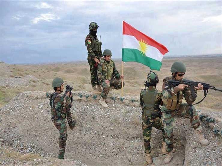 """""""البيشمركة"""" تستخدم صواريخ ألمانية ضد القوات العراقية في كركوك"""