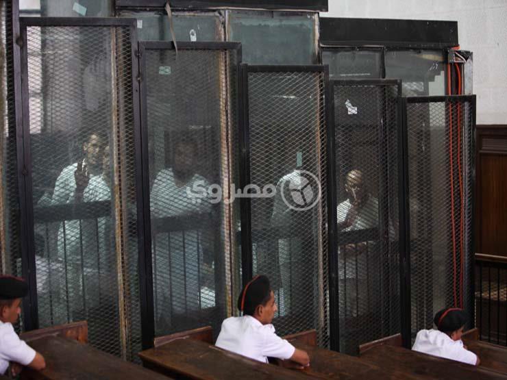 الحكم على 14متهما بقتل مواطن والشروع في قتل شرطيين بقسم الجمالية اليوم