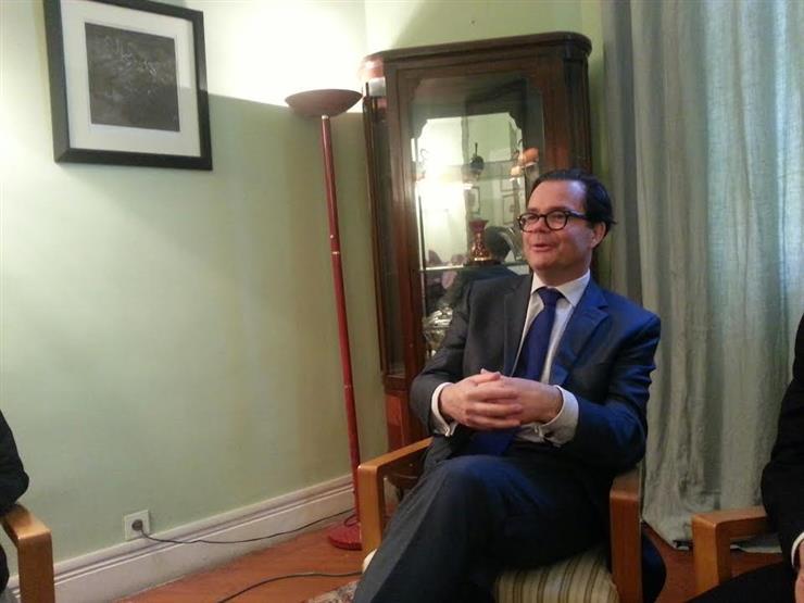 سفير فرنسا بالقاهرة: باريس اختارت بمنتهى الوضوح أن تكون شريكا استراتيجيا لمصر