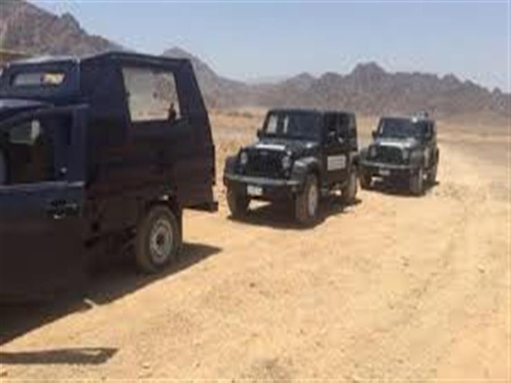 تمشيط صحراء الوادي وأسيوط وفتح الطريق بينهما بطول 220 كيلومتر