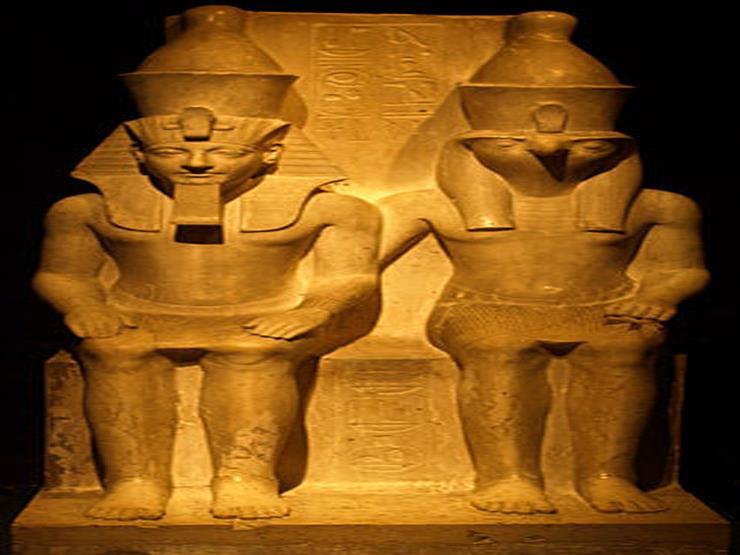 """بالفيديو .. """"حور محب"""" و""""محت – ورت"""".. شاهد أهم القطع الأثرية النادرة بمتحف الأقصر"""