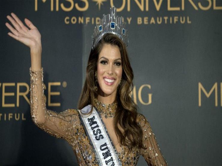 ملكة جمال الكون تُغادر القاهرة بعد زيارة استمرت 6 أيام