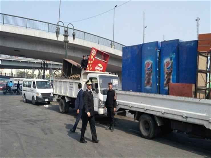 مرور القاهرة يعلن مواعيد حفر بشارع رمسيس لربط محولات كهرباء المترو بالإستاد