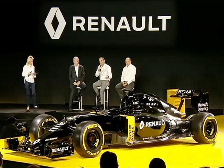رينو يستعين بالمدير السابق للاتحاد الدولي للسيارات لإدارة فريقه