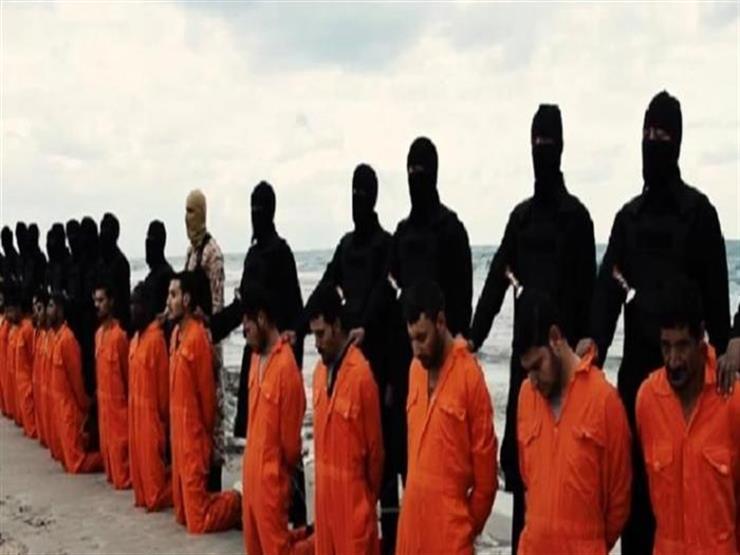 انتشال جثامين الأقباط المصريين الـ21 ضحايا داعش في سرت