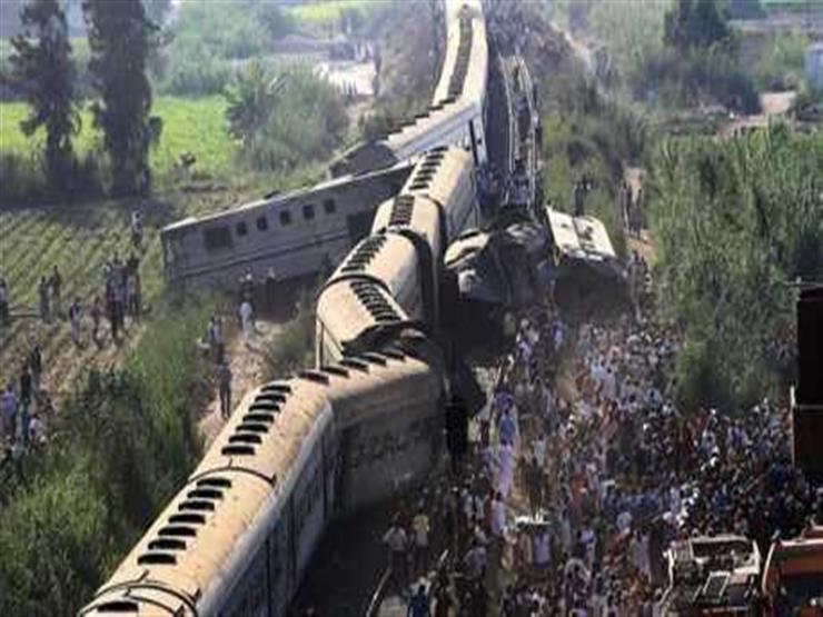السجن 10سنوات وكفالة مليون جنيه لمتهمي حادث تصادم قطاري الإسكندرية