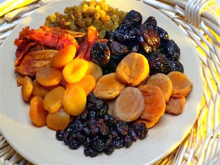 الفواكه المجففة .. مفيدة للصحة ولكن انتبه لهذه الامور