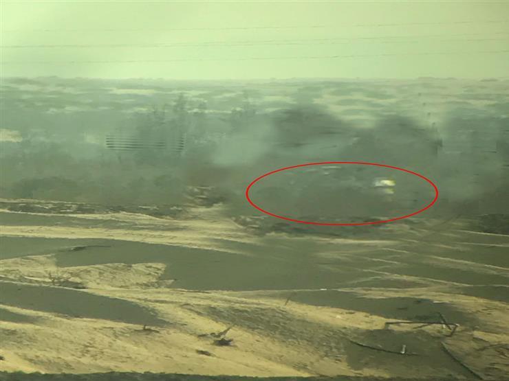 """هشام الحلبي: الجيش ضرب أكثر من 10 آلاف سيارة """"سلاح وإرهاب"""" في الاتجاه الغربي"""