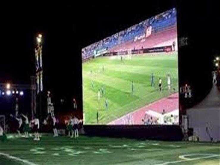 شاشات عرض بـ20 مركز شباب لعرض مباريات كأس العالم مجانا في الأقصر