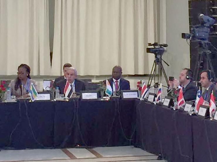 جمهورية مصر. تقود مفاوضات الزراعة بمنظمة التجارة العالمية نيابة عن دول أفريقيا