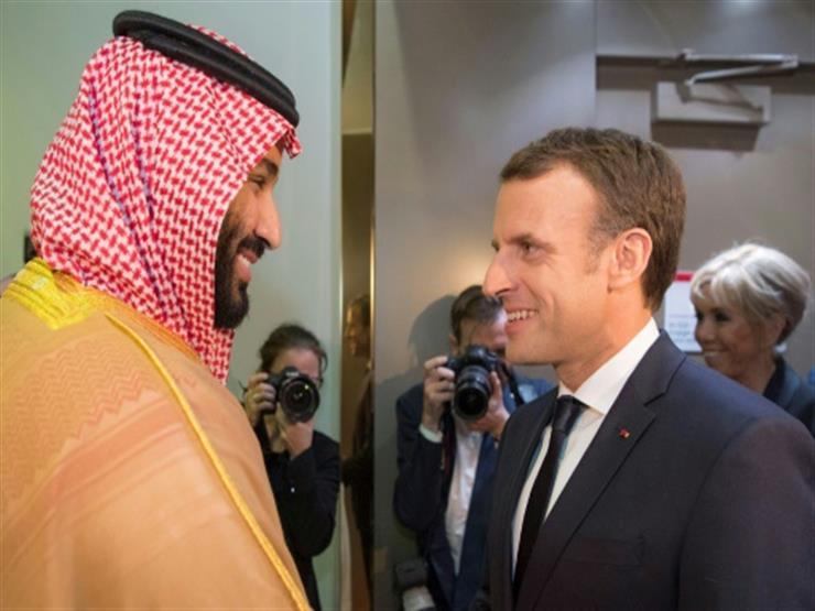 ماكرون طلب من السعودية مساعدة مالية للقوة العسكرية في الساحل الأفريقي