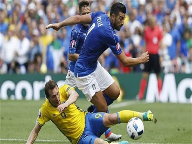 مباريات اليوم.. إيطاليا تواجه السويد للهروب من شبح الحرمان م...مصراوى