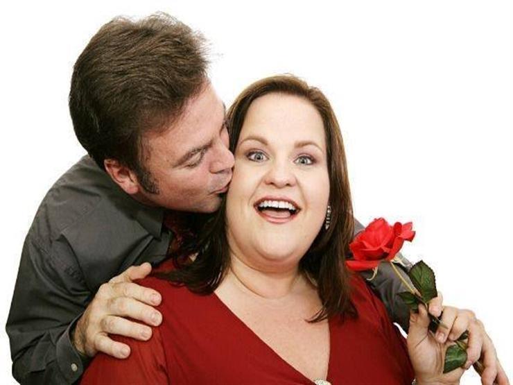دراسة أمريكية: وزن زوجتك يحدد مدى سعادتك