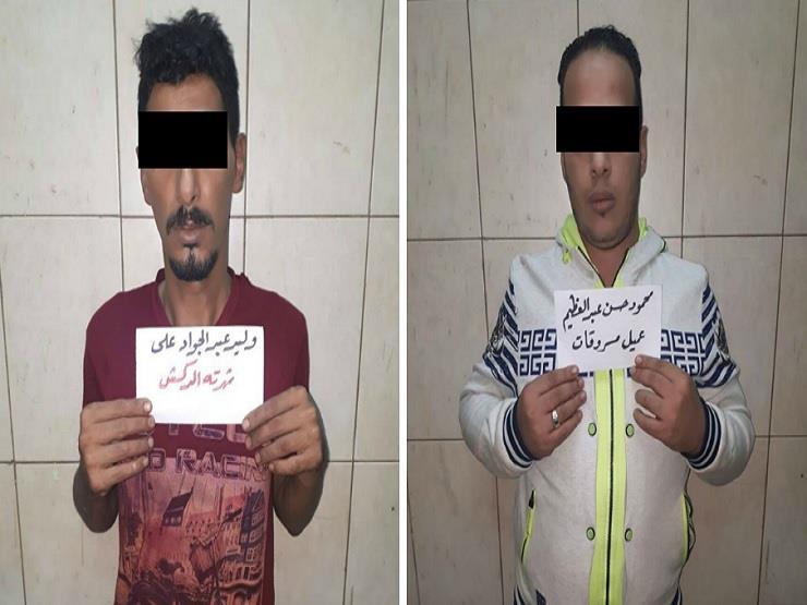 سقوط  الدكش  أخطر لص مساكن بمدينة نصر...مصراوى