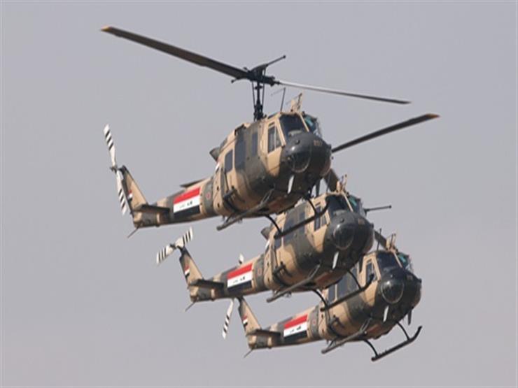 مصدر عسكري عراقي: الطائرات العراقية تلقي منشورات فوق قضاء را...مصراوى