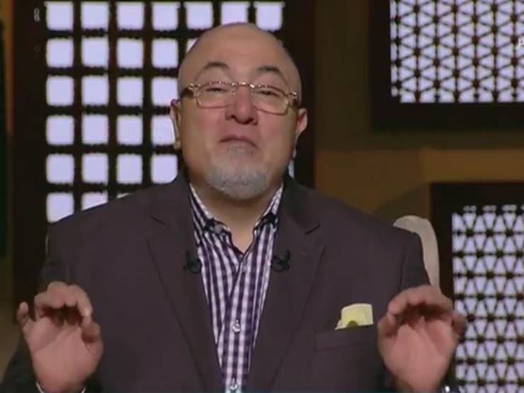 خالد الجندي: الصمت عند الغضب استقواء بالله