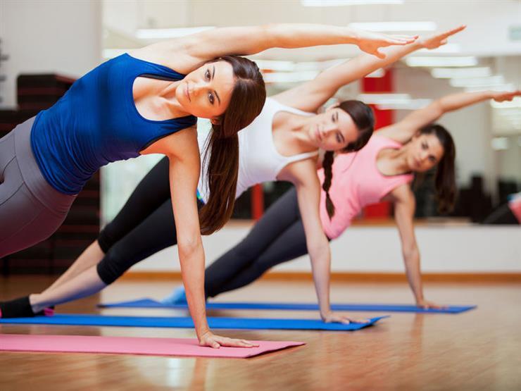 تمارين رياضية للياقة البدنية- فيديو