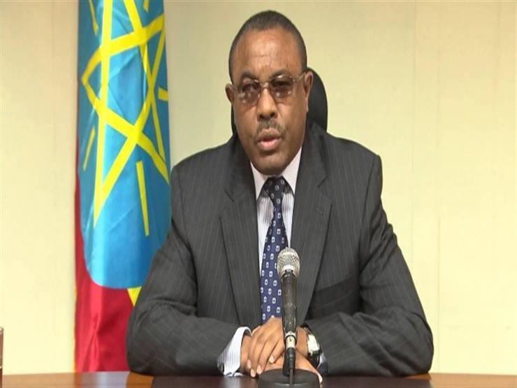 """رئيس الوزراء الإثيوبي يشيد بدعم قطر لـ""""سد النهضة"""""""