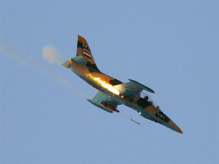 مقاتلة سورية تستهدف تجمعا للقوات الحكومية عن طريق الخطأ ...مصراوى