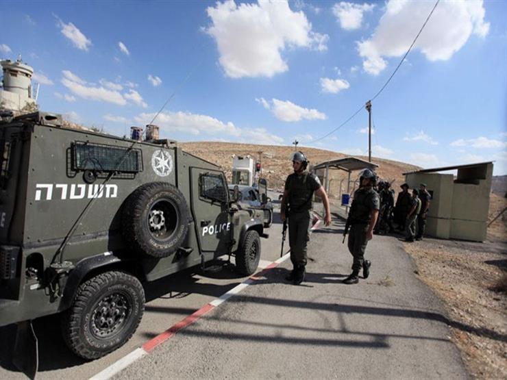 """الاحتلال الإسرائيلي يغلق حاجز """"بيت ايل"""" شمال البيرة للخارجين من المحافظة"""
