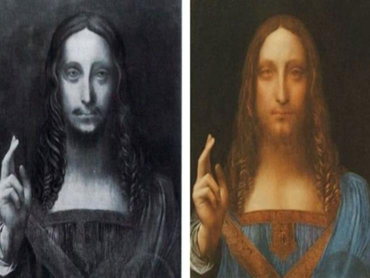 لوحة فنية للمسيح تُباع بـ 450 مليون دولار