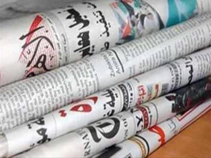 تحذير السيسي من المساس بمياه مصر يتصدر صحف القاهرة...مصراوى