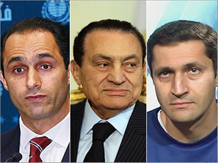 """قبل ساعات من انتهاء انتخابات الرئاسة.. هل يحق لـ""""مبارك"""" ونجليه التصويت؟"""