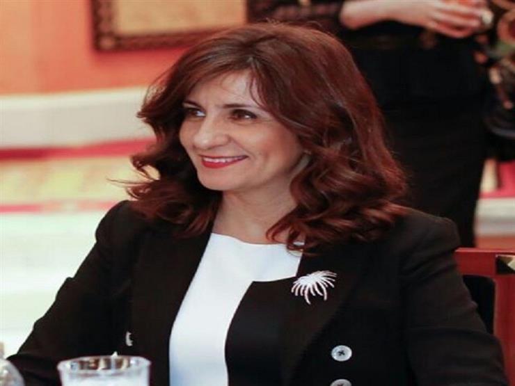 نبيلة مكرم في الإمارات للترويج للعاصمة الإدارية في  عقارات ا...مصراوى