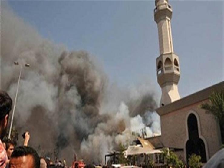 خبراء يكشفون من فجّر مسجد الروضة بالعريش؟