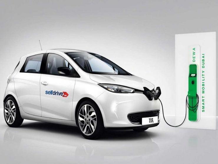 في دبي.. سيارات كهربائية للإيجار مقابل 5 دراهم والشحن مجاني...مصراوى